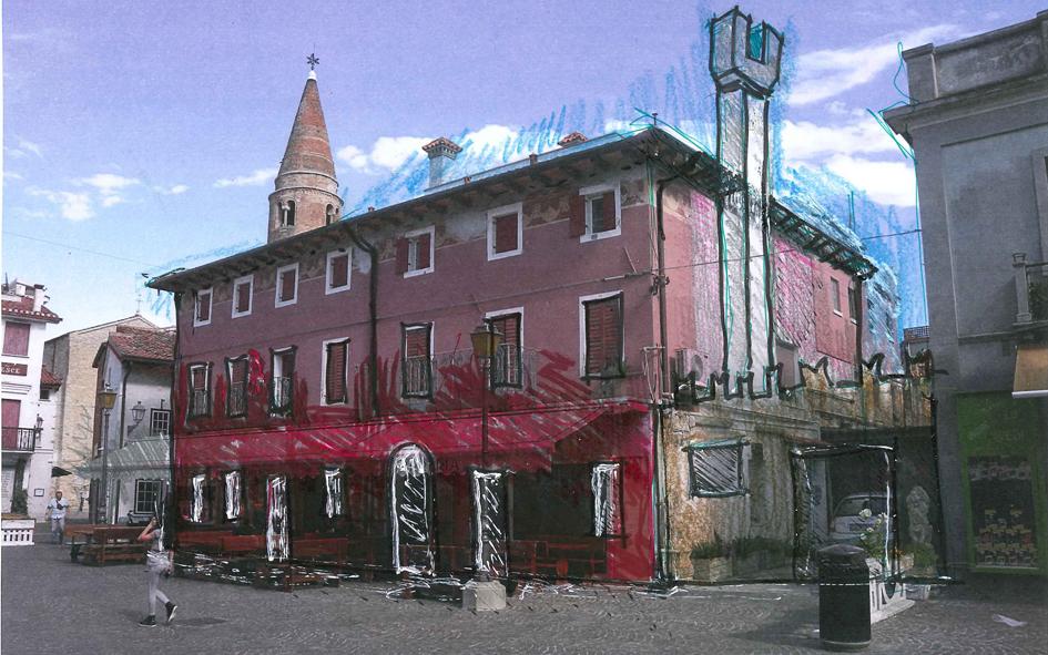 Edificio piazza Pio X