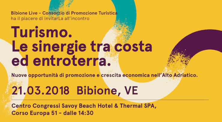 Convegno Turismo Invito