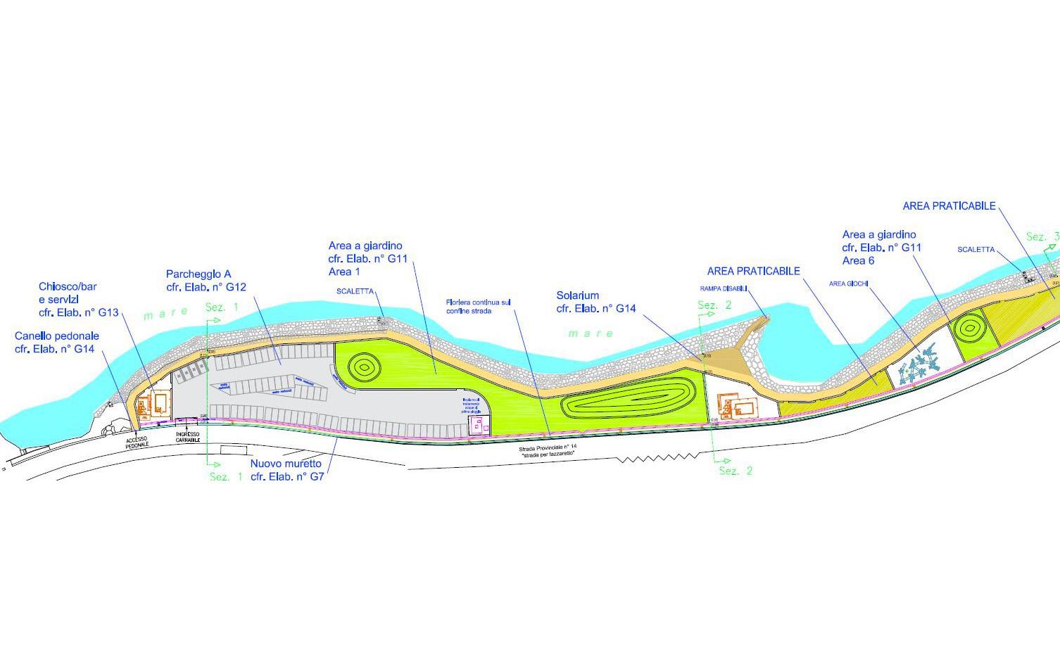 Bonifica Ambientale sito Acquario