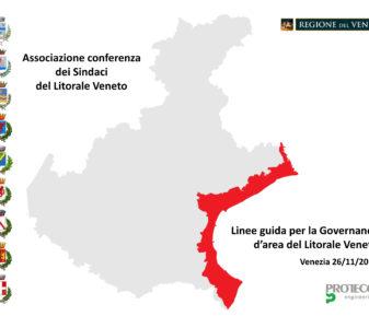 Proteco Engineering per lo sviluppo del litorale Veneto